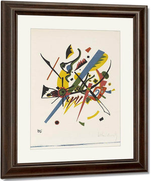 On White Ii 1923 By Wassily Kandinsky