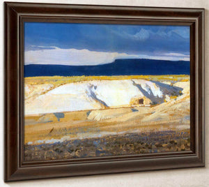 Opal Mine By Maynard Dixon