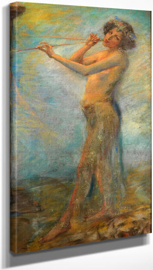 Pagan Dancer By Alice Pike Barney