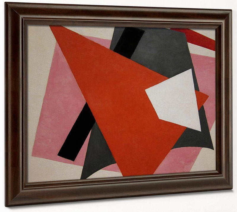Painterly Architectonic 1917 By Liubov Popova