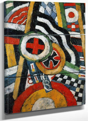 Painting No 5 By Marsden Hartley