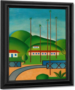 Palm Trees By Tarsila Do Amaral