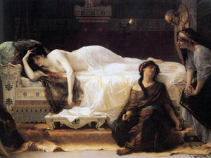 Phaedra 1880 By Alexandre Cabanel