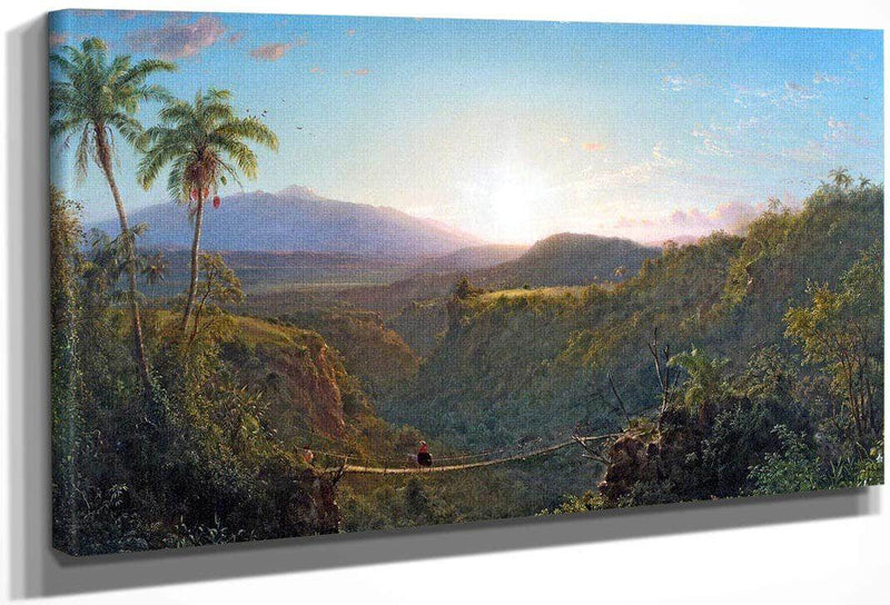 Pichincha By Fredric Edwin Church