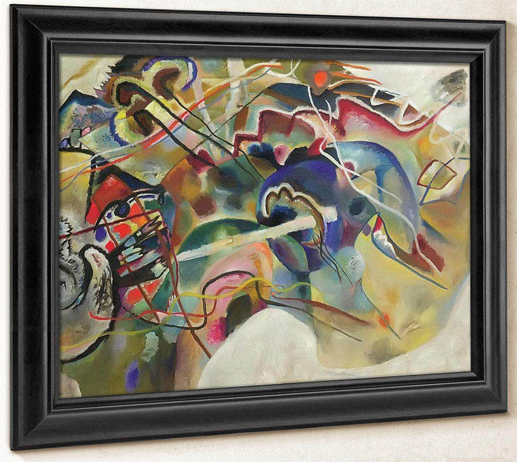 Picture With White Border 1913 By Wassily Kandinsky By 2