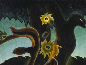 Pine Tree By Arthur Dove