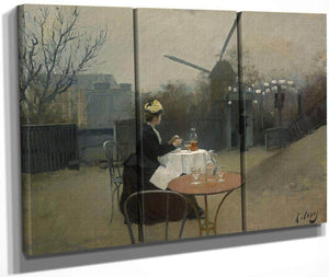 Plein Air By Ramon Casas