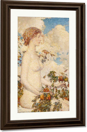 Pomona By Childe Hassam