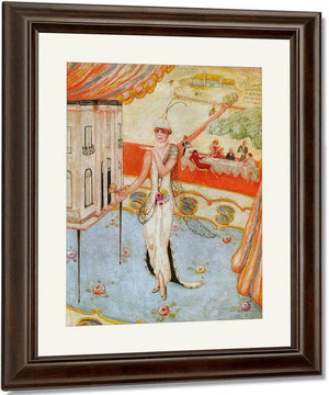 Portrait Of My Sister By Florine Stettheimer