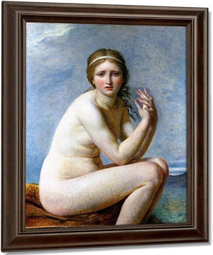 Psyche Abandoned 1795 By Jacques Louis David