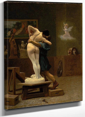 Pygmalion And Galatea By Jean Leon Gerome Ferris