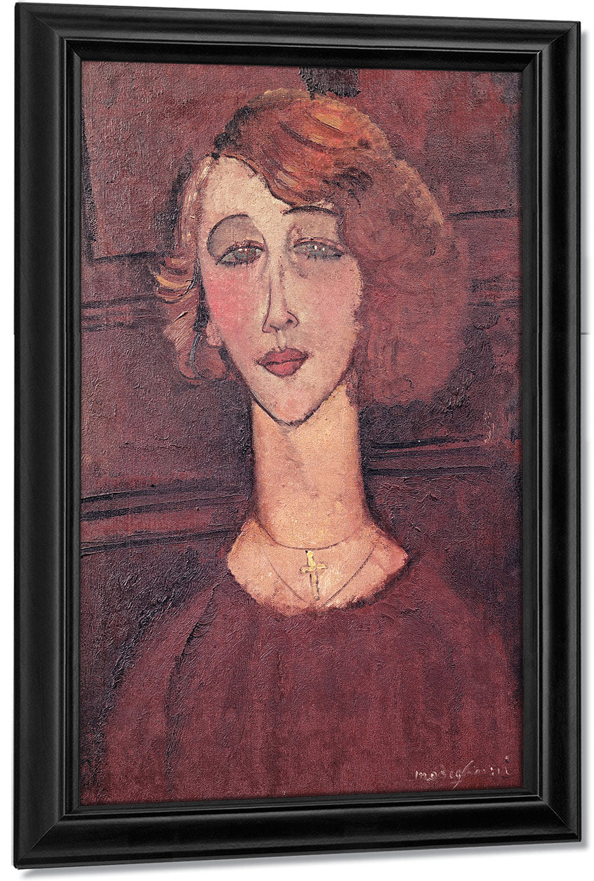 Renee By Amedeo Modigliani