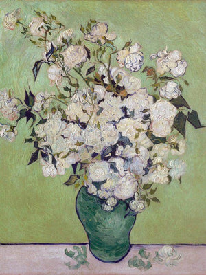 Roses 2 By Vincent Van Gogh