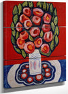 Roses From Hispania By Marsden Hartley