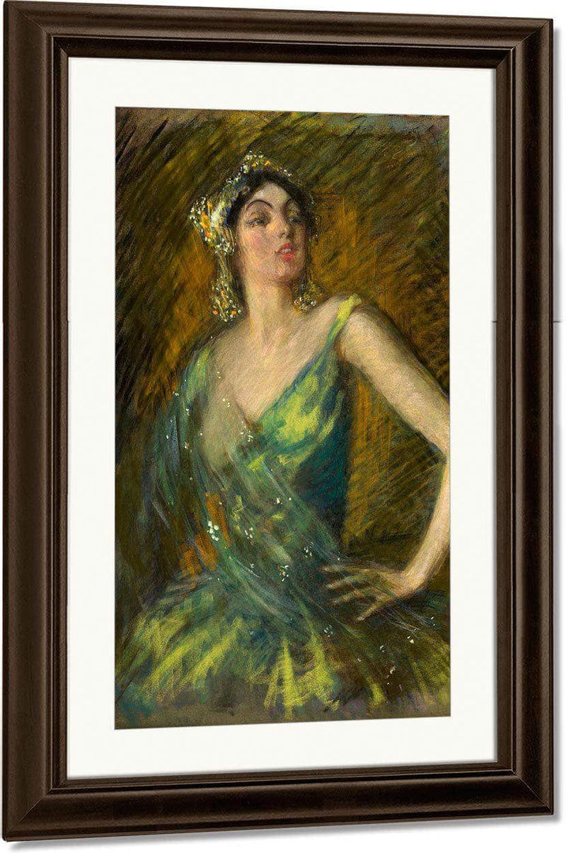 Ruth St. Denis By Alice Pike Barney