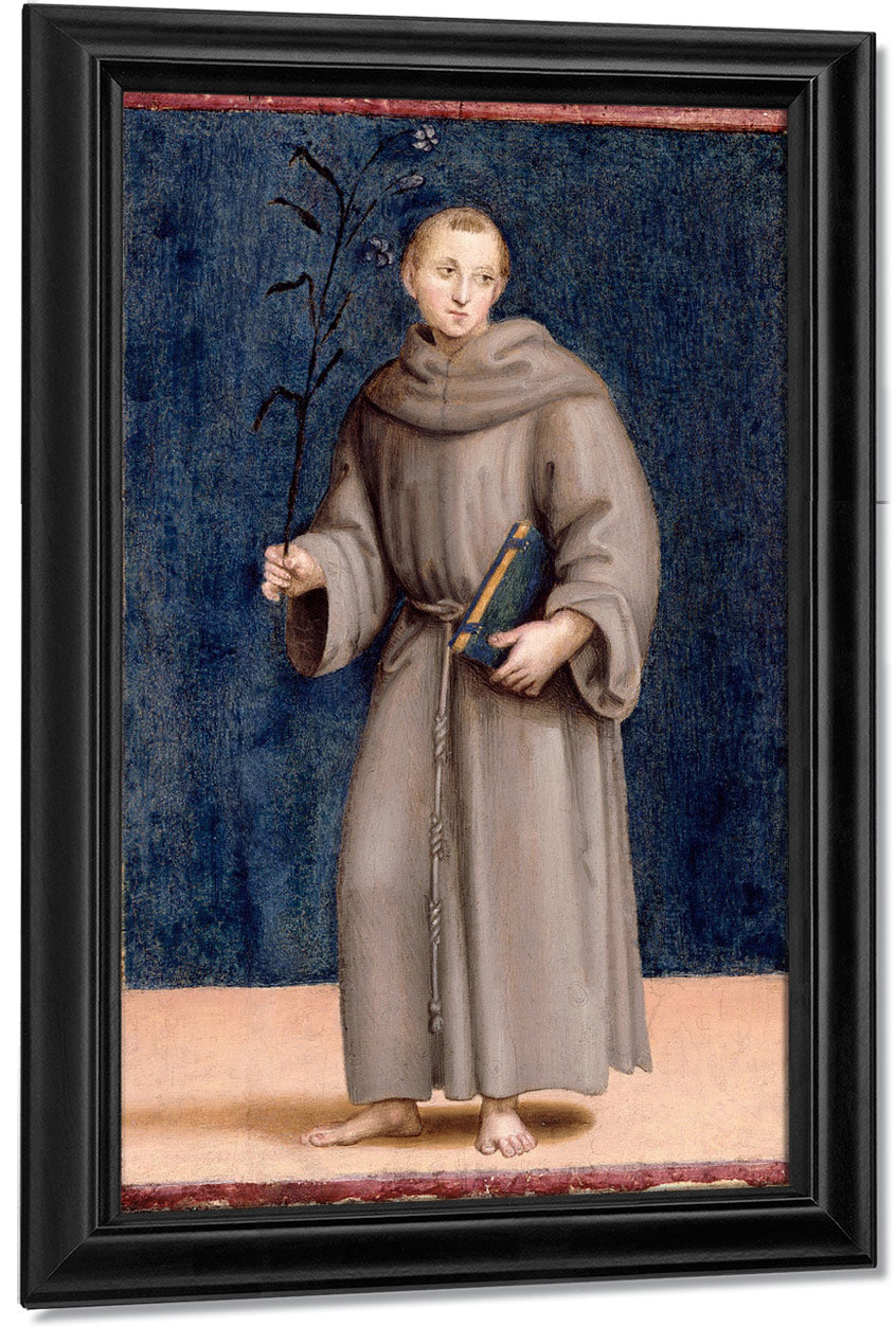 Saint Anthony Of Padua By Raphael