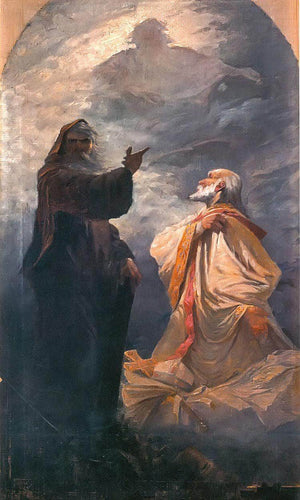 Saints Cyril And Methodius By Alphonse Mucha