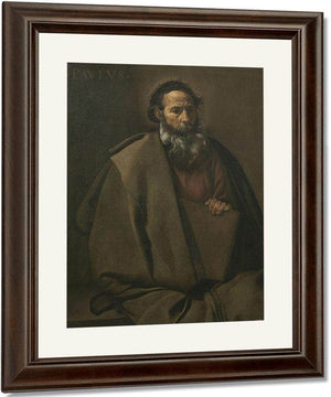 Sant Paul By Diego Velazquez