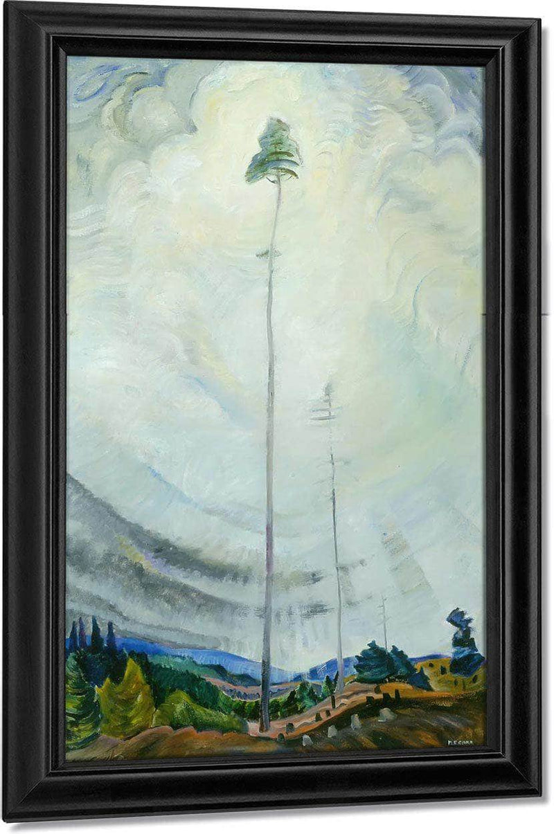Scorned As By Timber By Beloved By Of By The By Sky By Emily Carr