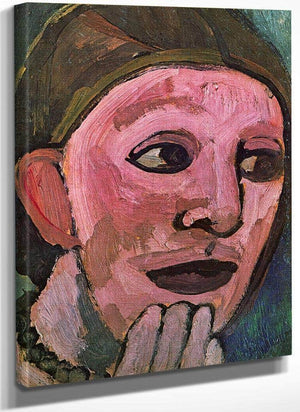 Self Portrait 1907 1907 By Paula Modersohn Becker