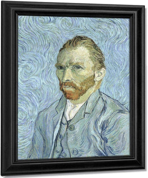 Self Portrait 2 By Vincent Van Goghb