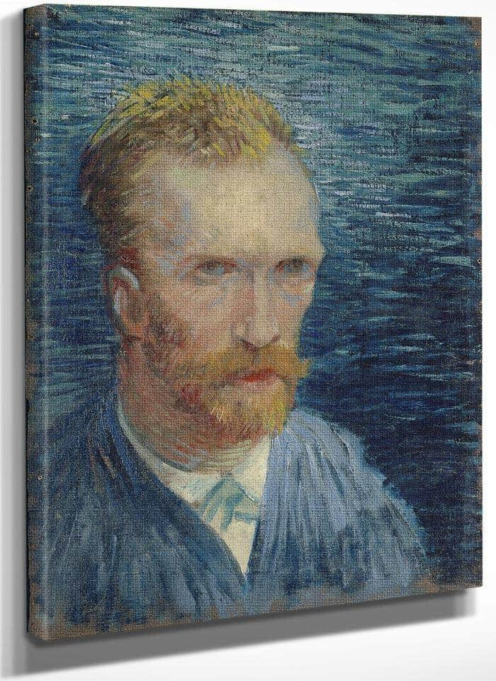 Self Portrait 4 By Vincent Van Gogh