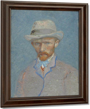 Self Portrait 6 By Vincent Van Gogh