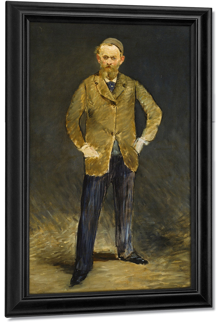 Self Portrait By Edouard Manet
