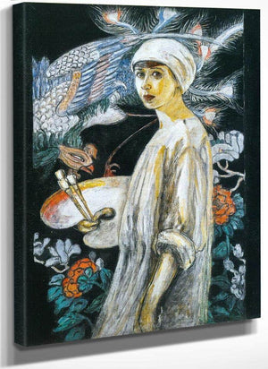 Self Portrait By Florine Stettheimer