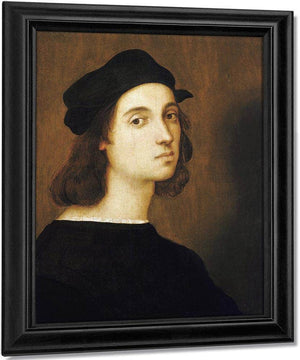 Self Portrait By Raphael