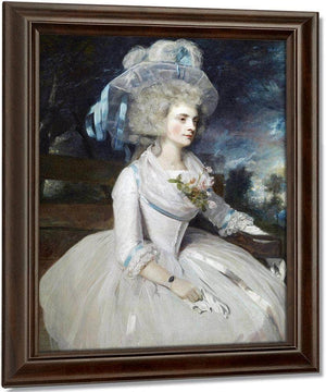 Selina Lady Skipwith By Joshua Reynolds