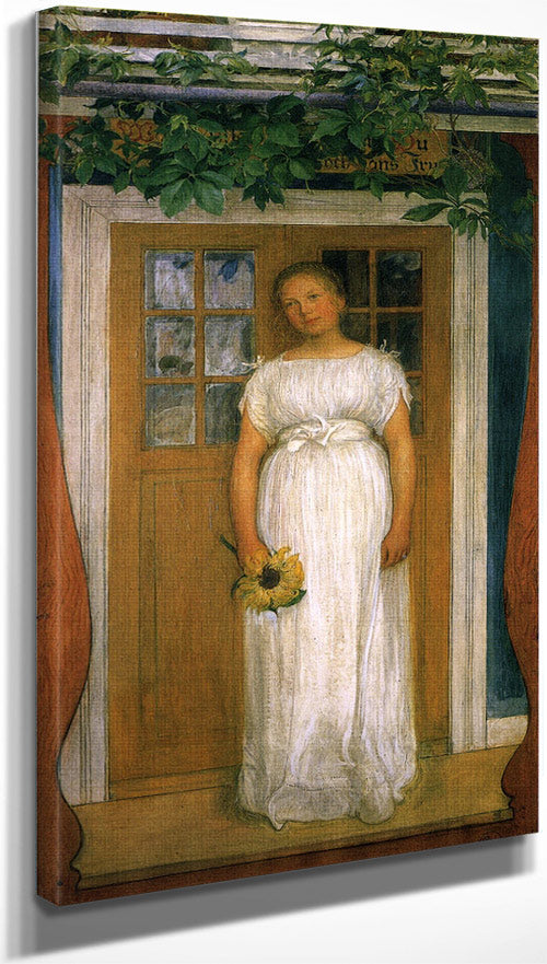 Seventeen Years By Carl Larsson