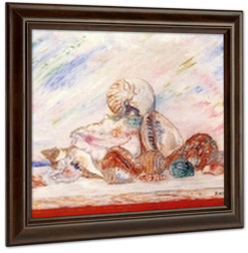 Shells By James Ensor