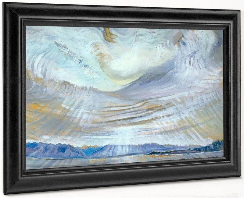 Sky 1935 By Emily Carr