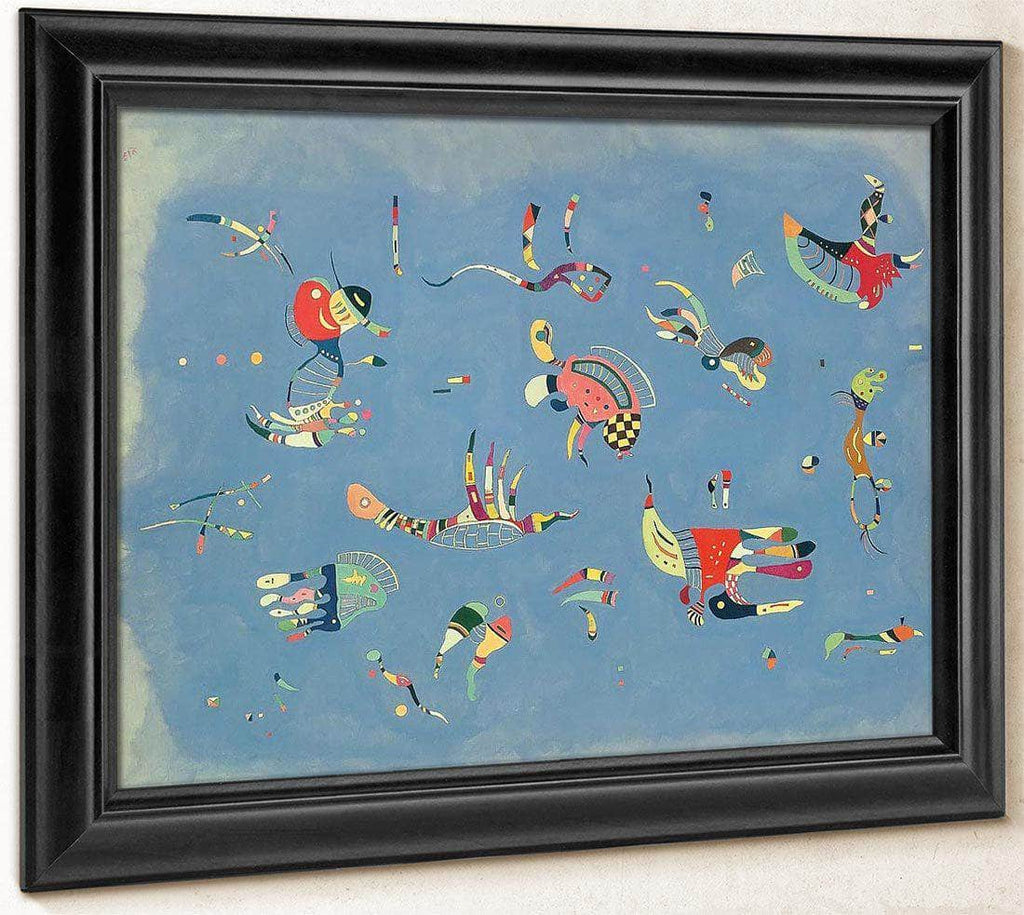 Sky Blue 1940 By Wassily Kandinsky By 2