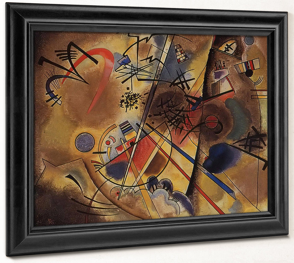 Small Dream In Red 1925 By Wassily Kandinsky By 2
