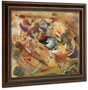 Small Pleasures 1913 By Wassily Kandinsky