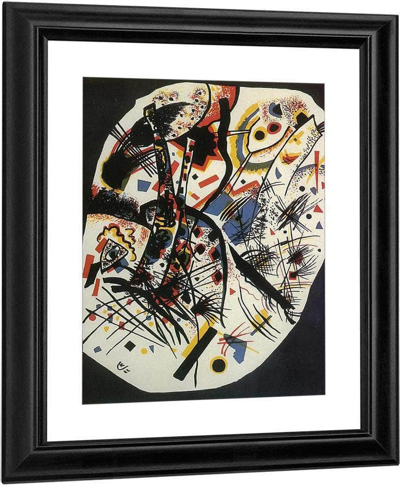 Small Worlds Iii By Wassily Kandinsky