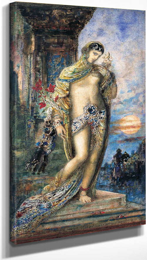 Song Of Songs 1893 By Gustave Moreau