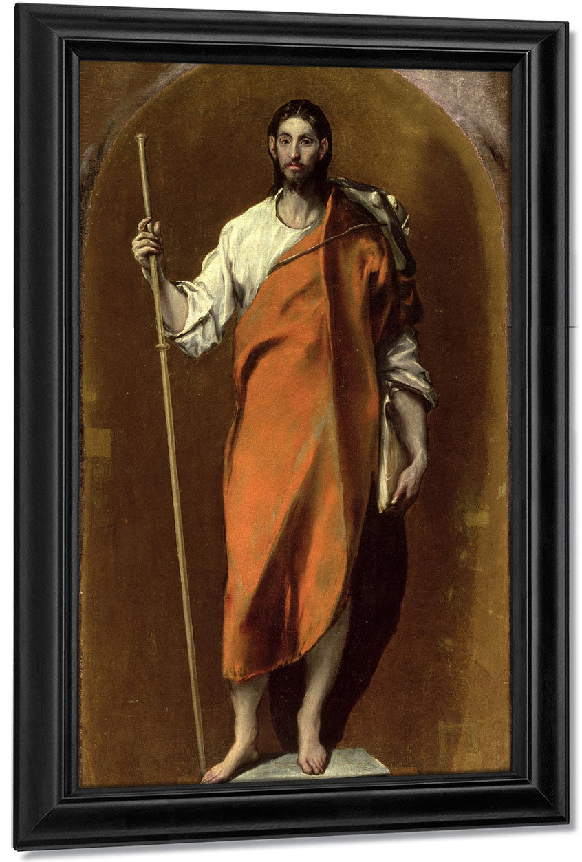St.James The Greater By El Greco