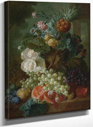 Still Life By Jan Van Os