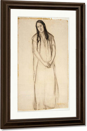 Study For Rachel From The Mothers Of The Bible By Henry Ossawa Tanner