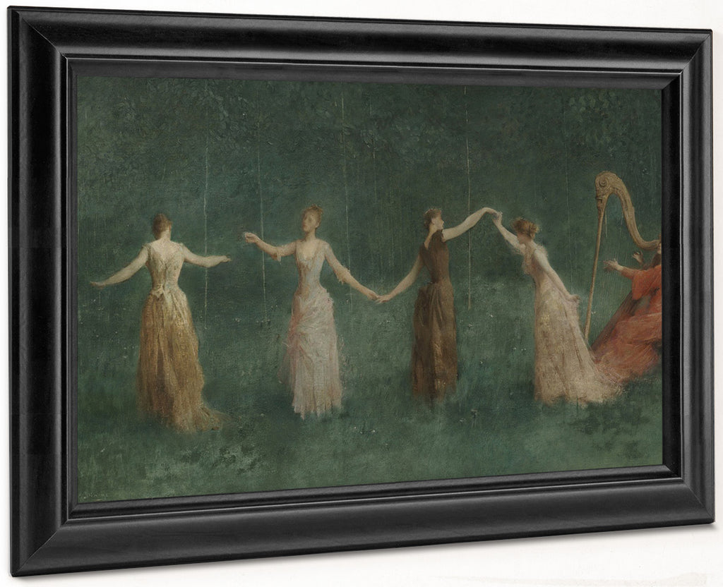 Summer 2 By Thomas Wilmer Dewing