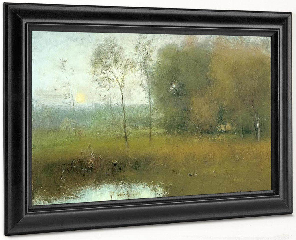 Summer Montclair New Jersey Landscape By George Inness
