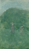 Summer By Thomas Wilmer Dewing