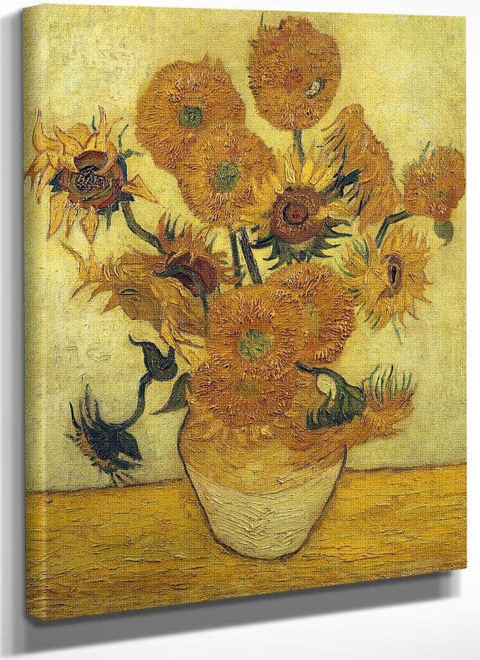 Sunflowers 3 By Vincent Van Gogh