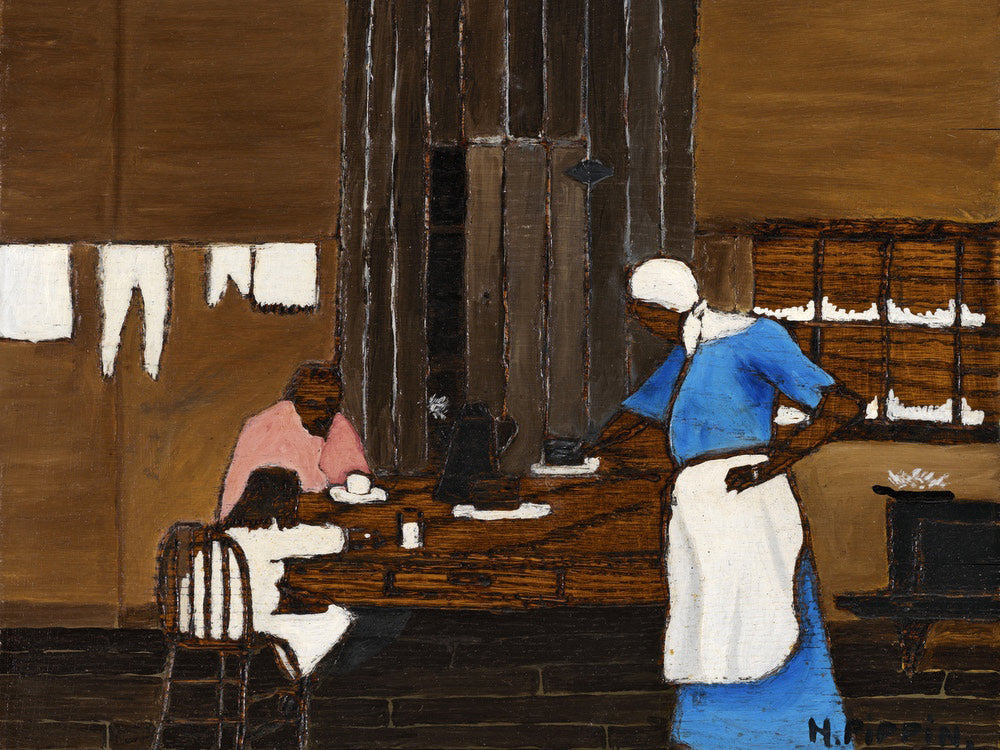 Supper Time By Horace Pippen