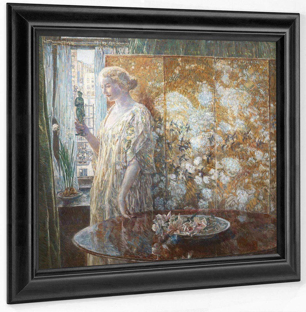 Tanagra (The Builders, New York) By Childe Hassam
