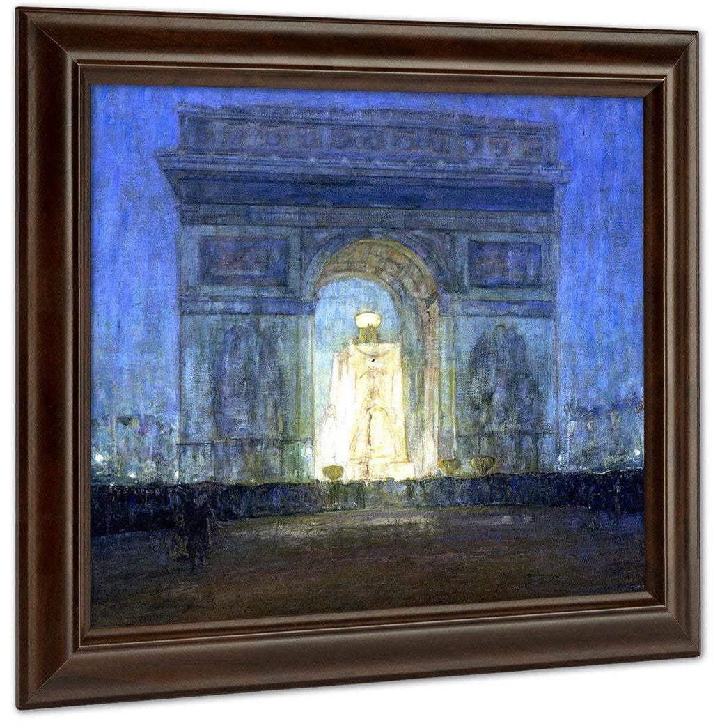 The Arch By Henry Ossawa Tanner