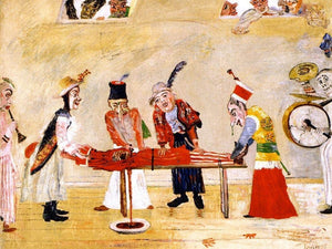 The Assassination By James Ensor